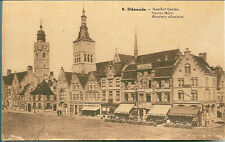 Postcard Germany - Diksmude  early 1900's Sepia - unposted