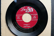"7"" Cozy Cole - Turvy 1/2 - US Love"