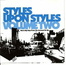 Various Artists / Styles upon Styles Volume two (Hip Hop