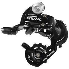 SRAM Rival 10 Speed Road Bike Bicycle Cycling Rear Derailleur Short cage