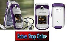 Sony Ericsson W710i Violett (Ohne Simlock) 4Band 2MP Radio Walkman OVP TOP