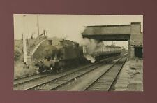 Railway Wales Denbighshire TOWYN Engine #4575 Photograph taken 1953