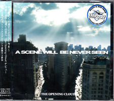 A Scene Will Be Never Seen - Opening Cloud CD 2008 Japan Import