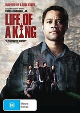 Life Of A King (DVD, 2014) New/Sealed [ Region 4] True story