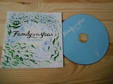 CD Indie Family Of The Year - St.Croix (1 Song) Promo NETTWERK