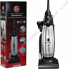Hoover PU71EN02001 Enigma Powerful Bagged Upright Vacuum Cleaner Hoover - Silver