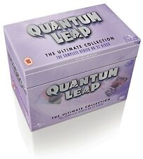 QUANTUM LEAP COMPLETE SERIES SEASONS 1,2,3,4,5  R4 27 DISC BOXSET NEW/SEALED 1-5