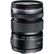 Olympus M.Zuiko Digital ED 12-50mm F3.5-6.3 EZ Lens - Black