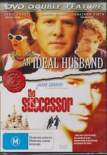 DOUBLE FEATURE - AN IDEAL HUSBAND & THE SUCCESSOR -  DVD - NEW -