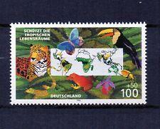 BRD 1996 postfrisch Nr. 1867 ** Umweltschutz - Tiere Pflanzen Tropenwald