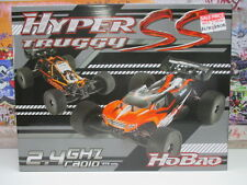 Hobao 1/8 RTR Hyper SS Cage Electric Brushless 4WD Off Road Truggy OZ RC Models