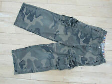 Animal Camouflage Trousers Boys Small
