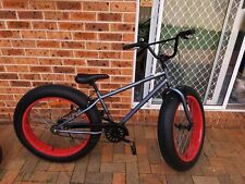 """66cm  26"""" Fat Tyre Bike Bicycle Beach Cruiser Suitable for All Terrain"""