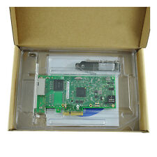 INTEL I350-T2 Dual RJ4 Port Gigabit Ethernet 1000M PCI-E Network Server Adapter