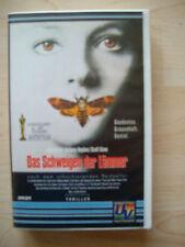 VHS Kassette - Das Schweigen der Lämmer