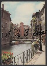 788Q)  Ansichtskarte  AK   Annecy   Altstadt   & Morens Brücke    Frankreich