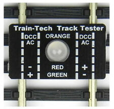 Track Tester for power and faults - N/OO/HO - Train Tech TT1 - free post