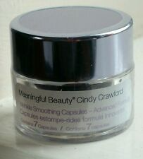 Cindy Crawford Meaningful Beauty Wrinkle Smoothing Capsules - 7 Capsules New