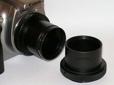 "2"" adapter set for canon EOS camera with 2"" filter thread"
