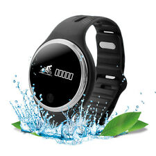New Waterproof Bluetooth Smart Watch Wrist Phone Mate GPS for iPhone Android LG