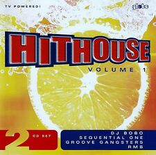 HITHOUSE VOLUME 1 (COMPILATION) / 2 CD-SET - TOP-ZUSTAND