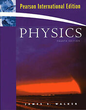 Physics 4th International Edition By James Walker 9780321601001