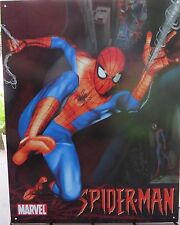 Spiderman-Marvel- 40 x 32 cm-Retro Rustic Metal Tin Sign Man cave
