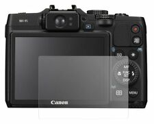 6 Clear Front Anti Scratch Screen Cover for Canon Powershot G16