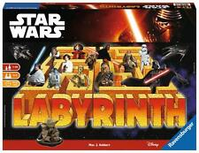Ravensburger 26666 Star Wars Labyrinth Childrens Board Game 7+ Years - New