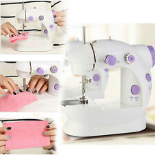Newest LED Portable Handheld Mini Sewing Machine Electric/Mains Battery Powered