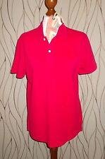 Herren T-Shirt gr. M Männer Poloshirt Pepe Jeans Kurzarm rot Shirt Polo neu