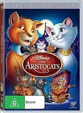 THE ARISTOCATS - SPECIAL EDITION - BRAND NEW & SEALED (R4) DISNEY DVD