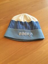 boys clothes 7-8 years Blue Acrylic Knit O'neill Beanie Winter Hat