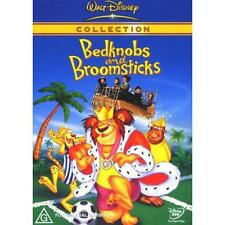 BEDKNOBS AND BROOMSTICKS - DISNEY COLLECTION DVD - BRAND NEW & SEALED (R4)