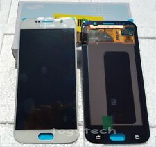 100% Original Samsung Galaxy S6 SM-G920F LCD Display TouchScreen Weiß White