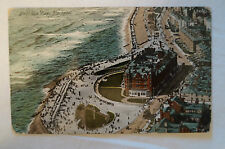 Bird's Eye View - Blackpool - England - Collectable - Vintage Postcard.
