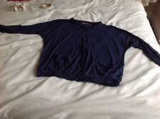 Girls Navy Top Size 8 Years From Next
