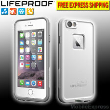"""Genuine LifeProof Fre WaterProof Case, Cover White for iPhone 6S & 6 ( 4.7"""" )"""