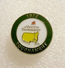 U.S. MASTERS 1972  WON BY JACK NICKLAUS  STEMMED GOLF BALL MARKER & CASE