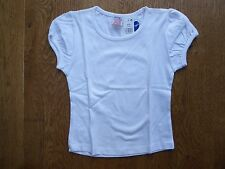 NEW WITH TAGS WHITE T-SHIRT 5 - 6 YEARS UNWANTED CHRISTMAS PRESENT