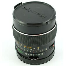 Mamiya 645 45mm f2.8 S lens, excellent + condition