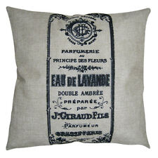 French Paris Polyester Cushion Cover Bed Sofa Throw Pillow Case Home Decorative