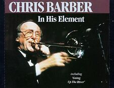 CHRIS BARBER : IN HIS ELEMENT / 2 CD-SET (TIMELESS CD TTD 572) - TOP-ZUSTAND