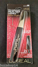 Loreal Voluminous False Fiber Lashes Mascara Black Lacquer 220 Limited Edition