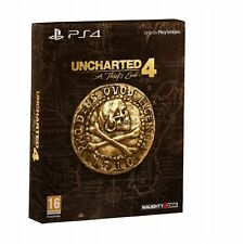 Uncharted 4 A Thief's End Special Edition PS4 Game Brand New