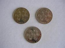 10 Mark Gedenkmünze Jubiläum 20 Jahre Warschauer Pakt 1955 DDR GDR 09. Mai 1975