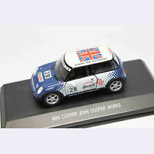1:43 Car Model 80040 MINI COOPER JOHN COOPER WORKS - NUMBER 29