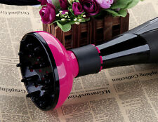 Pro Hairdressing Salon Hair Dryer Diffuser Universal Blow Blower Nozzle Tool New