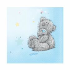 Pack of 16 33cm Me To You Party Napkin - Birthday Baby Shower - Tatty Teddy Bear