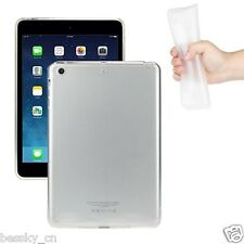 NEW Clear TPU Skin Gel Silicone Case Cover Protector for iPad mini 1 2 3 Retina
